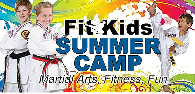 Fit Kids Summer Camp 2017 - Click Here NOW!!